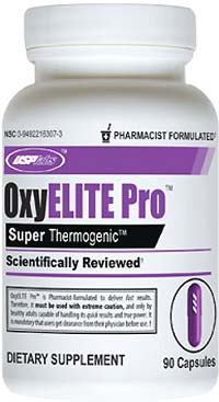 OxyELITE Pro - Best Fat Burner Around