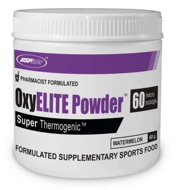 The New OxyELITE Pro Powder US Tub