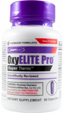 The OxyELITE Pro New Formula Ingredients