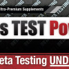 TESTPowder – USPLabs Testosterone Booster