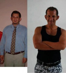 Nazim Serkan Burgui - What a Transformation!