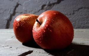 Apples contain pectin, which can help curb your hunger.
