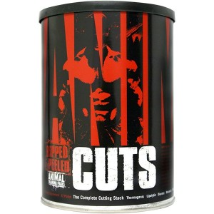 Animal Cuts is for hardcore bodybuilders