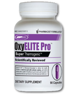 Weight Loss with OxyELITE Pro