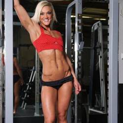 The Five Hottest Fitness Models in 2013