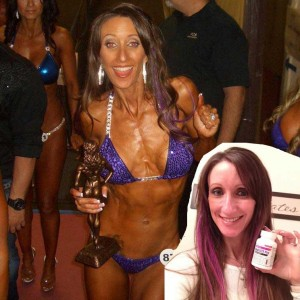 Sarah Parker Gets MAD Results with 8 Weeks of OxyELITE Pro Before Competition!
